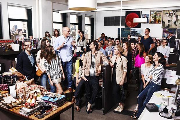 Mickey Drexler: Retail Therapist