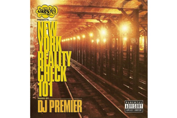 Haze Presents: New York Reality Check 101 (Mixed by DJ Premier)