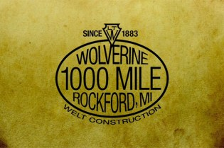 Wolverine 1000 Mile Collection: 721LTD