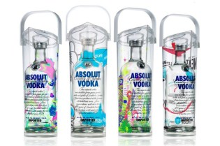 Absolut Art of Sharing by ESPO and Chiho Aoshima