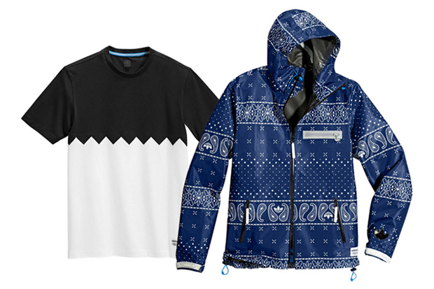 adidas Originals OT Tech 2010 Fall/Winter Apparel