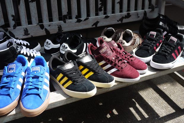 adidas Skateboarding 2010 New Releases