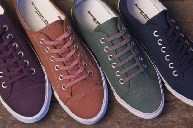 Amsterdam Shoe Co. Toe-Cap Derbi