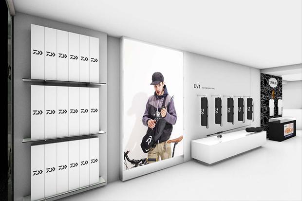 A BATHING APE x DAIWA 144H Store Opening