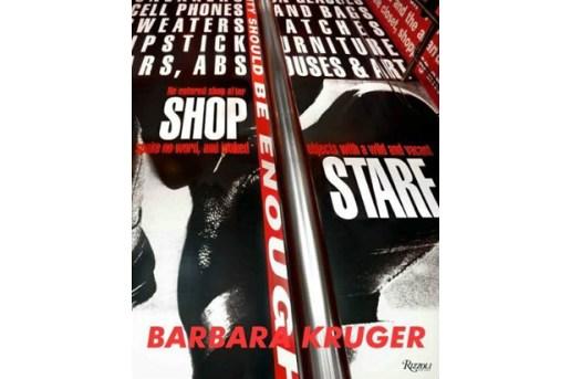 Barbara Kruger Book