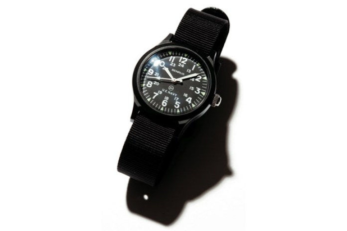Benrus x uniform experiment Military Watch