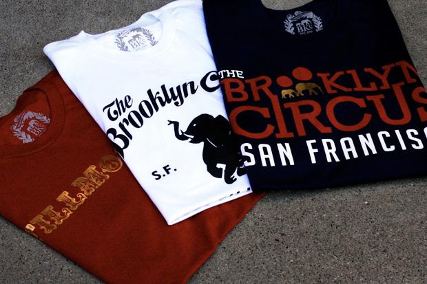 The Brooklyn Circus 2nd Anniversary Tees