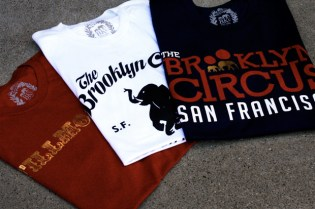 The Brooklyn Circus 2nd Anniversary Tees