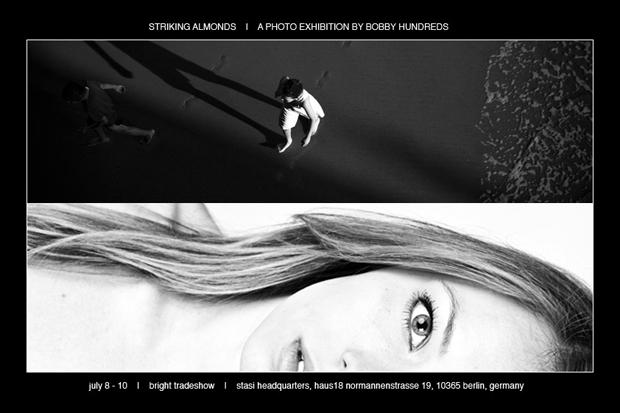 "Bobby Hundreds ""Striking Almonds"" Photo Exhibition"