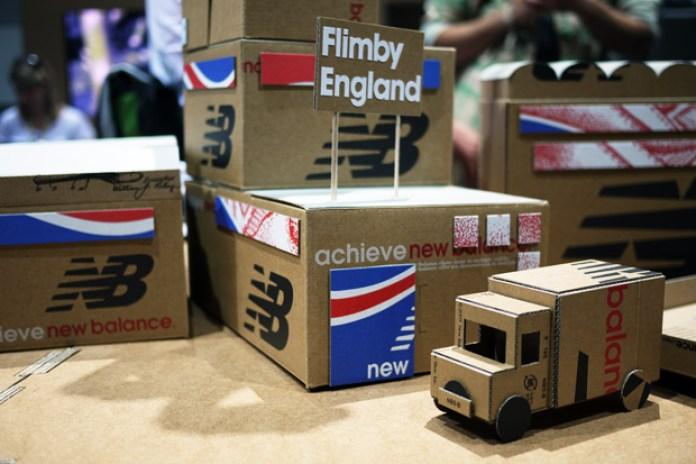 Bread & Butter 2011 Spring/Summer Show: Flimby England