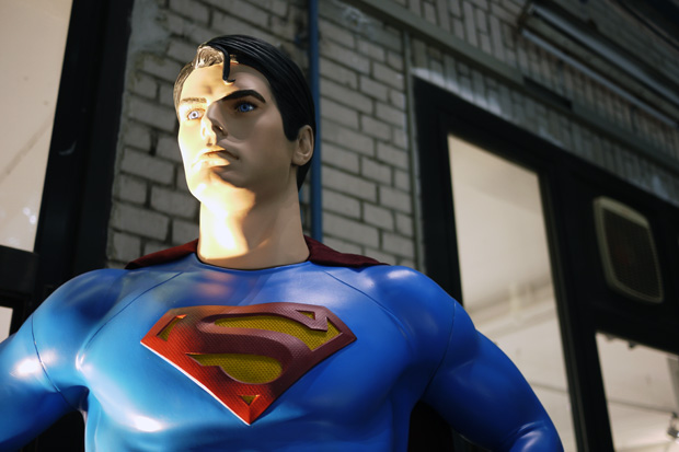 Bread & Butter 2011 Spring/Summer Show: Superman