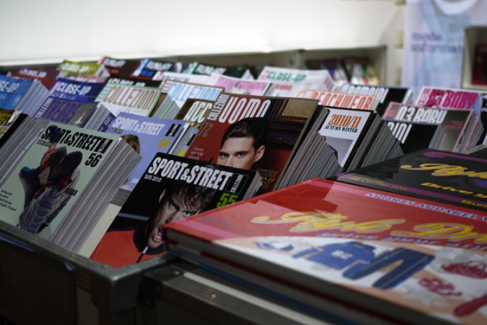 Bread & Butter 2011 Spring/Summer Show: Magazines
