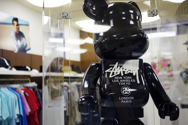 Bright 2011 Spring/Summer Show: Bearbrick
