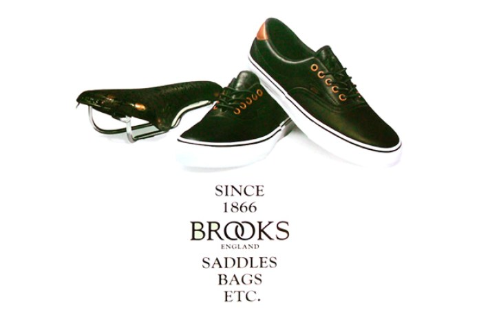 Brooks England x Vans Vault 2010 Fall Collection Teaser