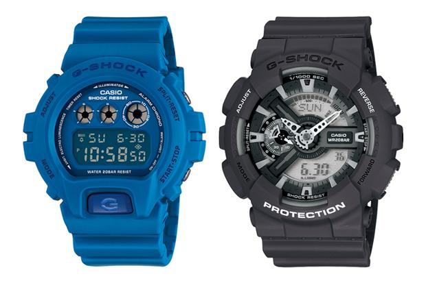 Casio G-SHOCK 2010 August Watches