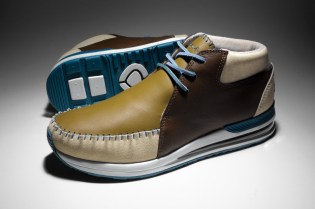 """Christopher Bettig for C1RCA Select """"Focus"""" Sneakers"""