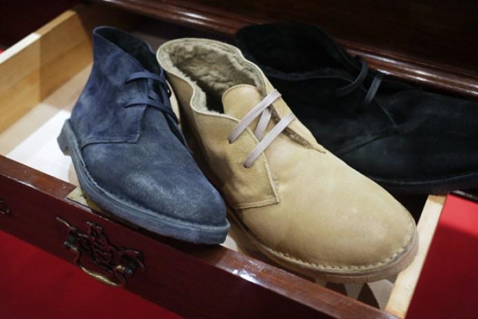 CLOSED 2010 Fall/Winter Chukka Boots
