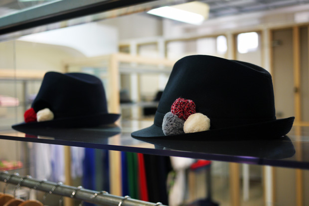 COMME des GARCONS 2010 Fall/Winter Fedora