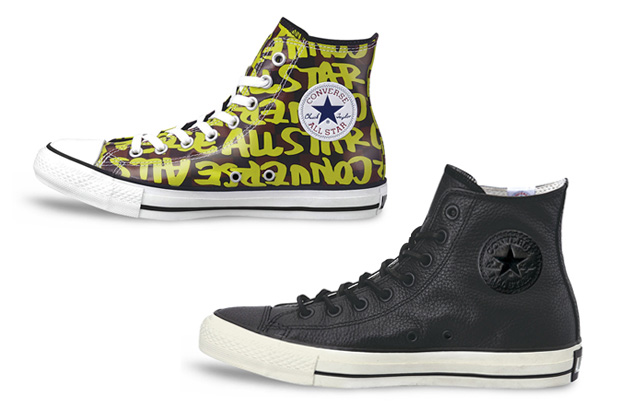 Converse Japan 2010 July New Releases