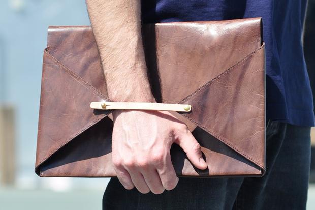 Cornelian Taurus by Daisuke Iwanaga Leather Folders