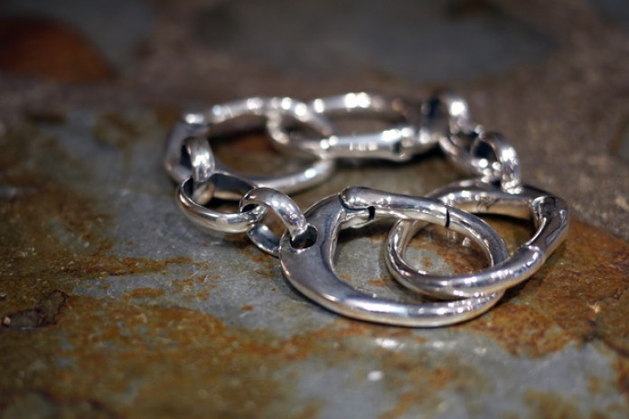 Crazy Pig Designs Handcuff Bracelet