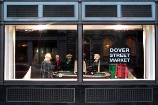 Dover Street Market George Condo x Adam Kimmel Display Window