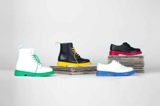 Dr. Martens 2010 Fall/Winter Collection