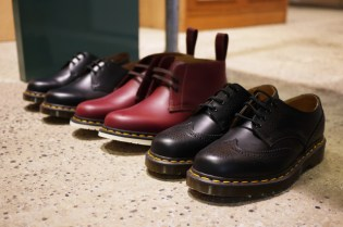 Dr. Martens x COMME des GARCONS 2010 Fall/Winter Collection