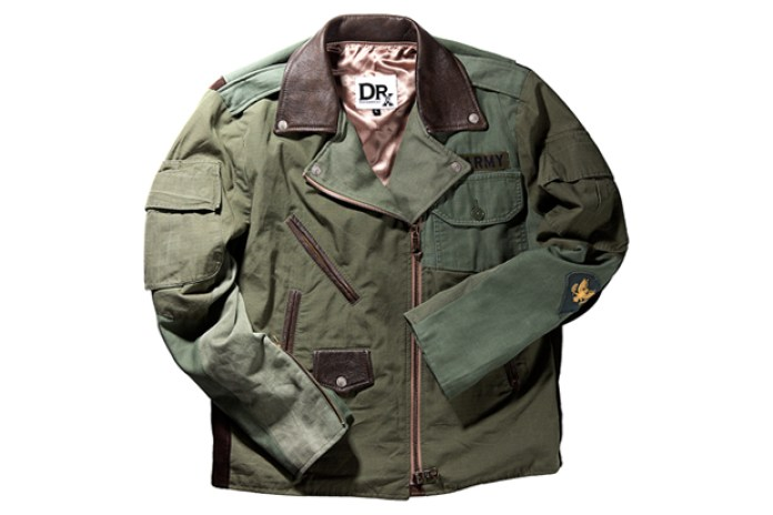 "Dr. Romanelli for Barneys Japan ""Detonation"" Jacket"