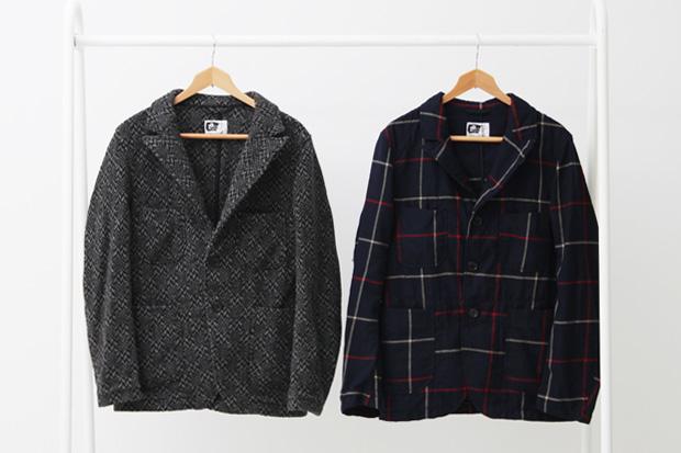 Engineered Garments Bedford Jackets