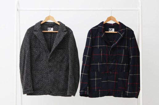 Engineered Garments Bedford Jackets