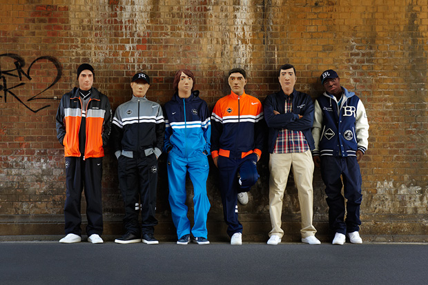 F.C.R.B. 2010 Fall/Winter Collection Lookbook