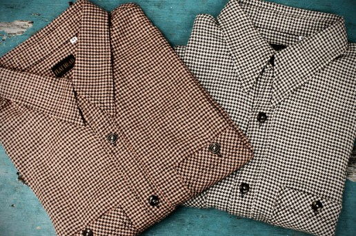Flat Head Houndstooth Shirts