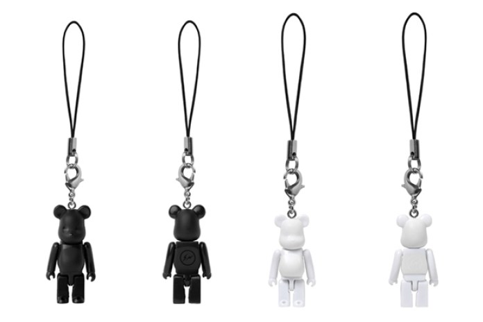 fragment design x SENSE MEDICOM TOY 50% BEARBRICK