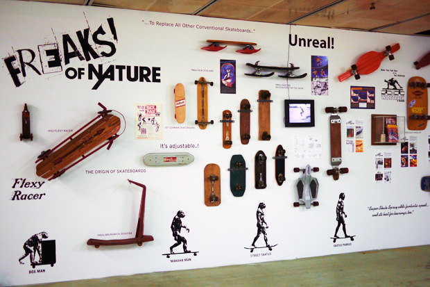 Freaks of Nature Exhibition Recap at Bright