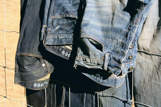 "GAP 2010 Summer ""1969"" Denim"