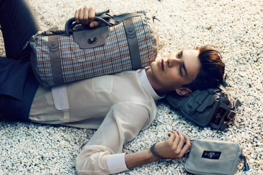 Gaspard Yurkievich x EASTPAK 2011 Spring/Summer Collection