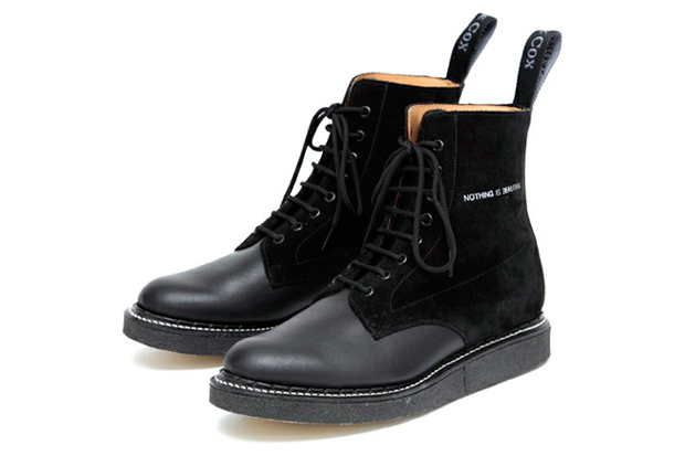 George Cox x efiLevol Lace-up Boots