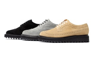 BAL x George Cox Longwing Brogue