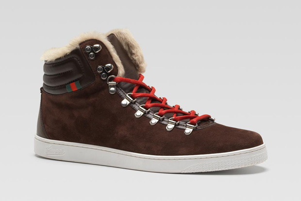 Gucci 2010 Fall/Winter Footwear Collection Website Exclusives