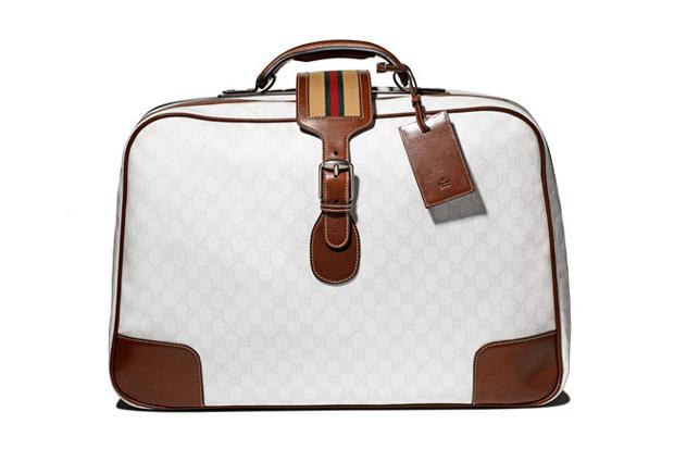 Gucci Vintage Carry-On Bag