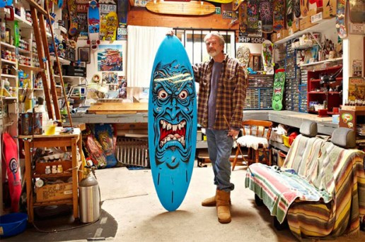 """HYPEBEAST Interview with Jim Phillips """"Submit a Question"""""""