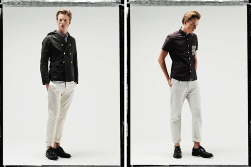 "J.Lindeberg 2011 Spring/Summer ""The Modern North"" Collection Lookbook"