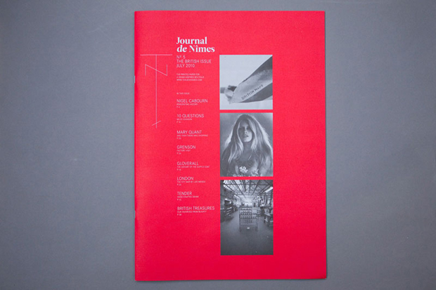 Journal de Nimes No. 5