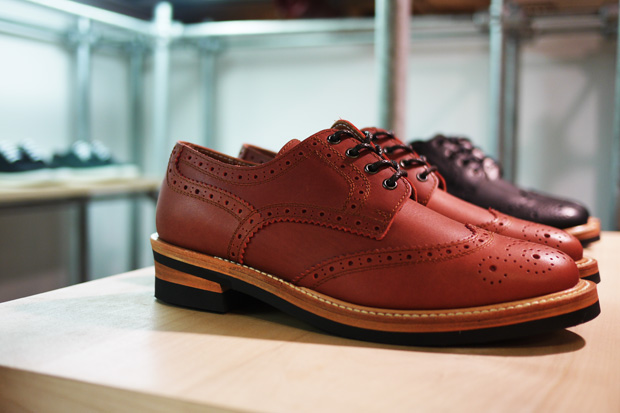 JUNYA WATANABE COMME des GARCONS MAN 2010 Fall/Winter Brogues