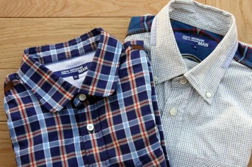 JUNYA WATANABE COMME des GARCONS MAN Shirts