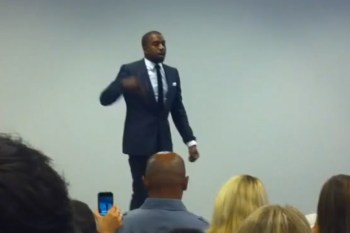 Kanye West Presents New Songs At The Facebook Headquarters