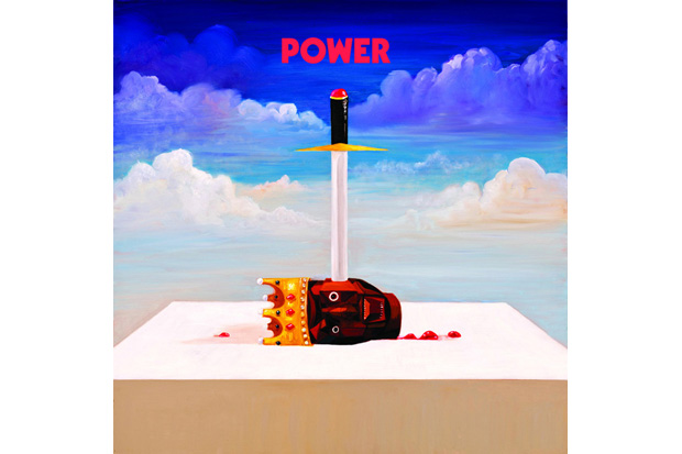 "Kanye West ""Power"" Cover Art"