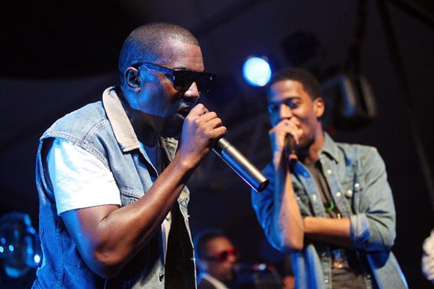 Kid Cudi Featuring Kanye West - Erase Me