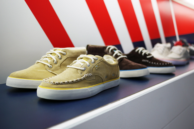 Lacoste Stealth 2011 Spring/Summer Collection Preview